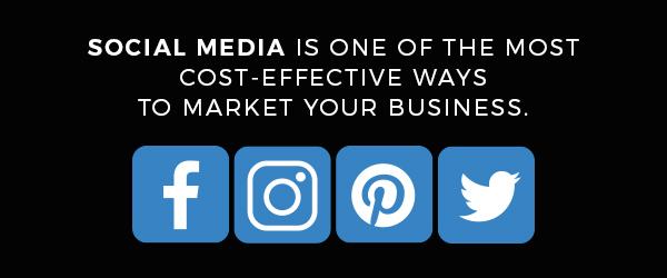 social media cost effective marketing