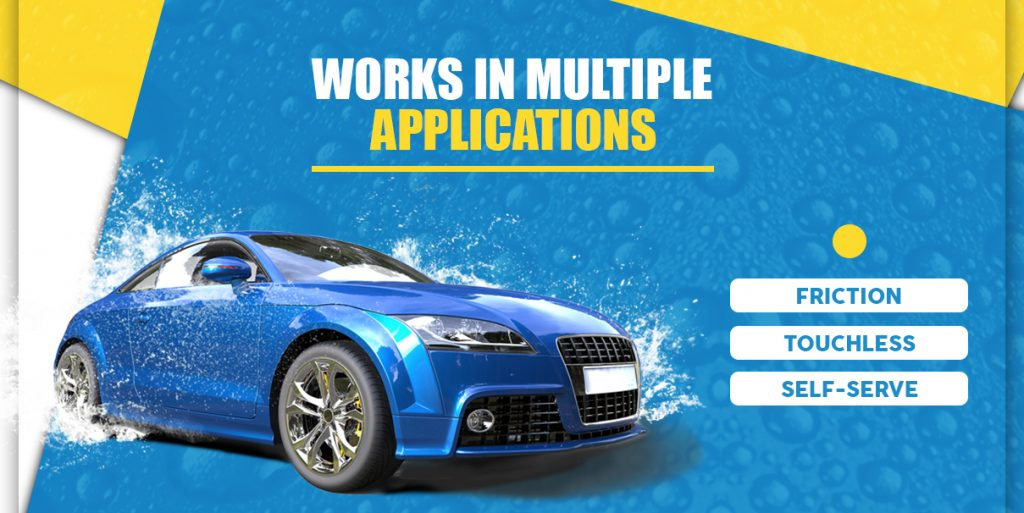 works in multiple applications